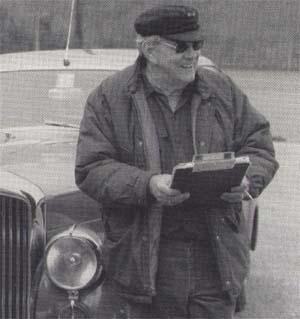 Bob Jones  at VAE's 1993 Mothball Tour