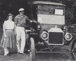 Don Brown 1914 Model T