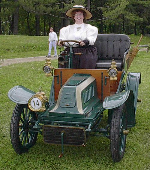 Vermont Auto Enthusiasts - Ellen Emerson