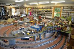Bill's Lionel Train Layout