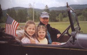 Gael Boardman & family