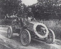 1903 20hp Winston Automobile