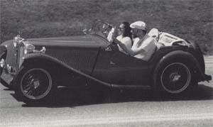 Jan Sander MG-TC