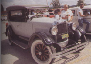 Jim Willett 1925 Studebaker