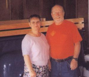 Joe and Judy Paradis