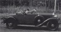 Bob Jones 1929 Buick Master 6 Sport Roadster