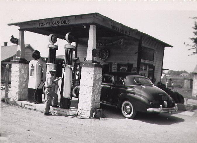 Visible Gas Pumps   Vermont Auto Enthusiasts