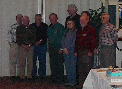 Vermont Auto Enthusiasts Past Presidents