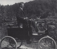 1900 Locomobile Steam Car