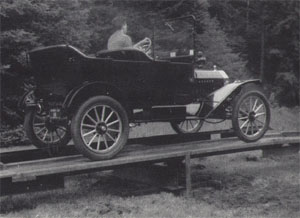 Robert Slade 1915 Model T