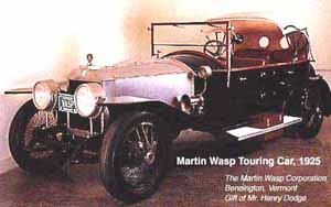 1925 Wasp Touring Car