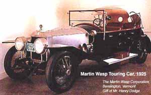 1925 Wasp Touring Car