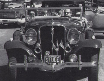 Willis Spaulding 1932 Studebaker Dictator 8