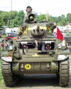 american car and foundry co m3a1 tank