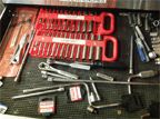 car mechanics toolbox