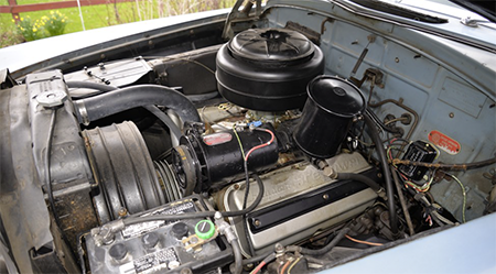 1952 chrysler imperial engine