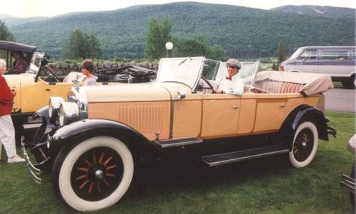 1926 Cadillac Touring