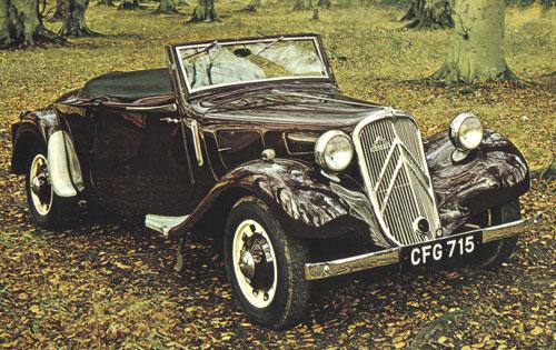 1936 Citroen