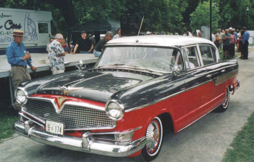 1956 Hudson