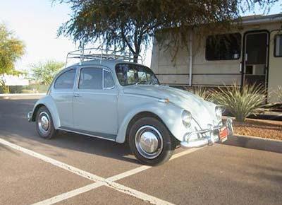 1966 vw bug volkswagen beetle
