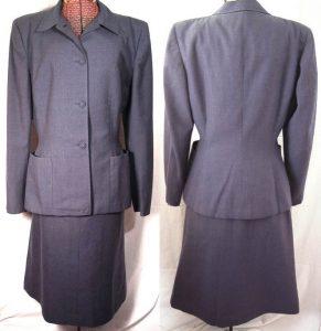 1940s womans suit