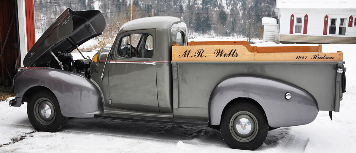 1947 hudson pickup truck