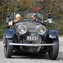 1908 G-48 Locomobile Sportif