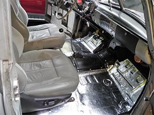 1950 chevrolet deluxe interior restoration