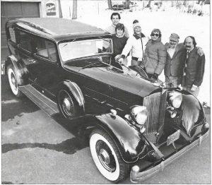 1944 packard 12