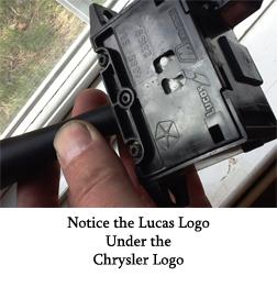 lucas body control module BCM