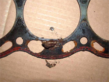 sabb 2c head gasket failure
