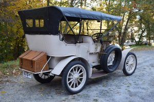 1908 locomobile type e