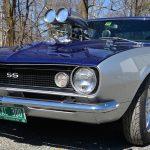 1967 camaro ss pro street