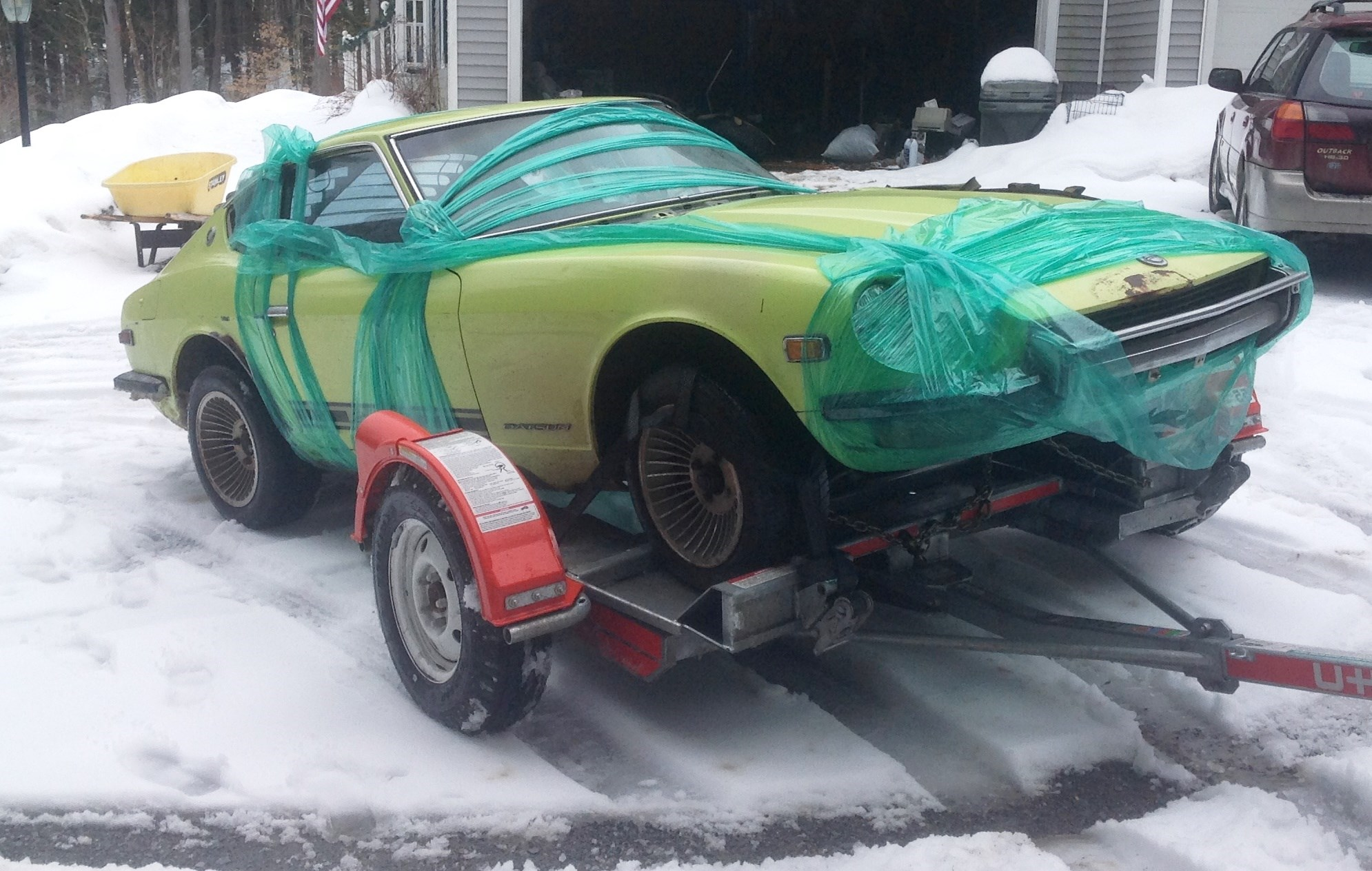 Dave\'s Garage Archives | Page 2 of 7 | Vermont Auto Enthusiasts