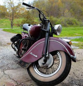 1949 indian roadmaster motorcycle