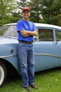 Brian Warren Buick Cadet