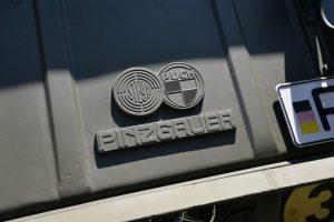 steyr puch pinzgauer badge