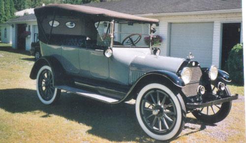 1917 studebaker big six