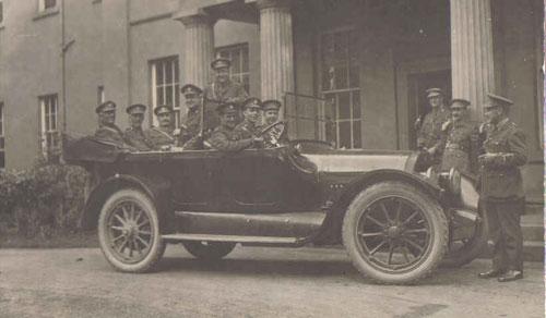 1918 Cadillac