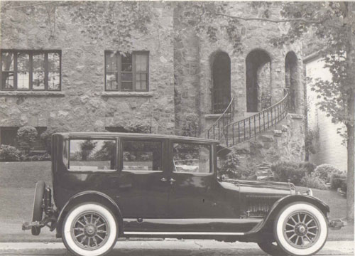 1922 Cadillac