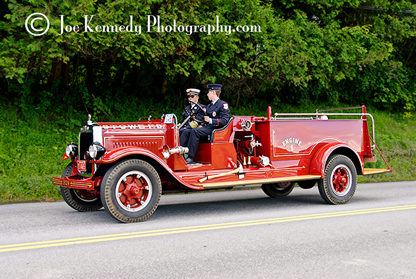 1929 Stowe Fire Engine One