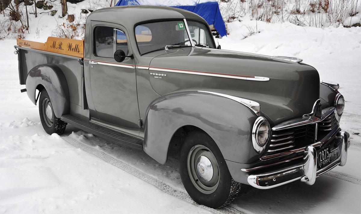 1947 hudson bigboy pickup