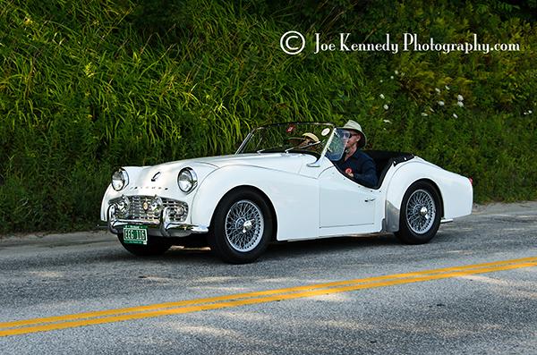 Triumph TR3 roadster