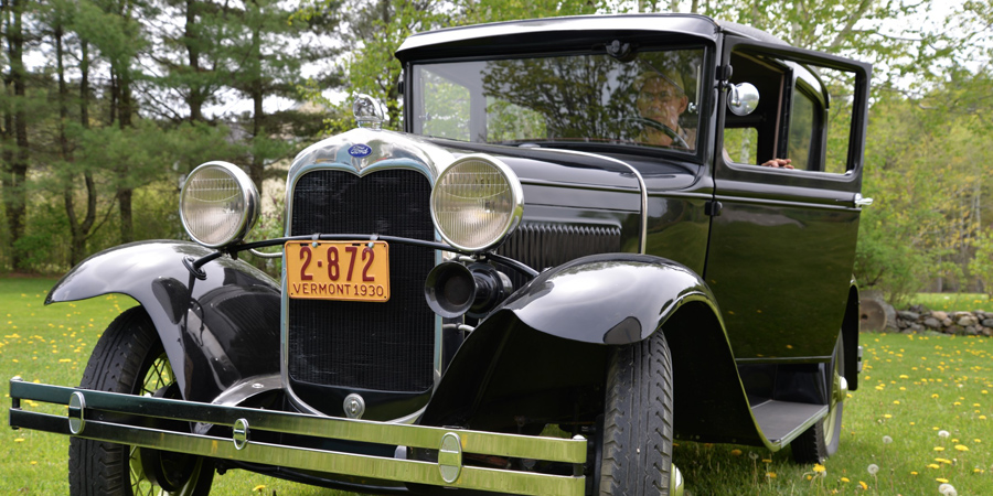 "1930 Ford Model A ""Tudor"""