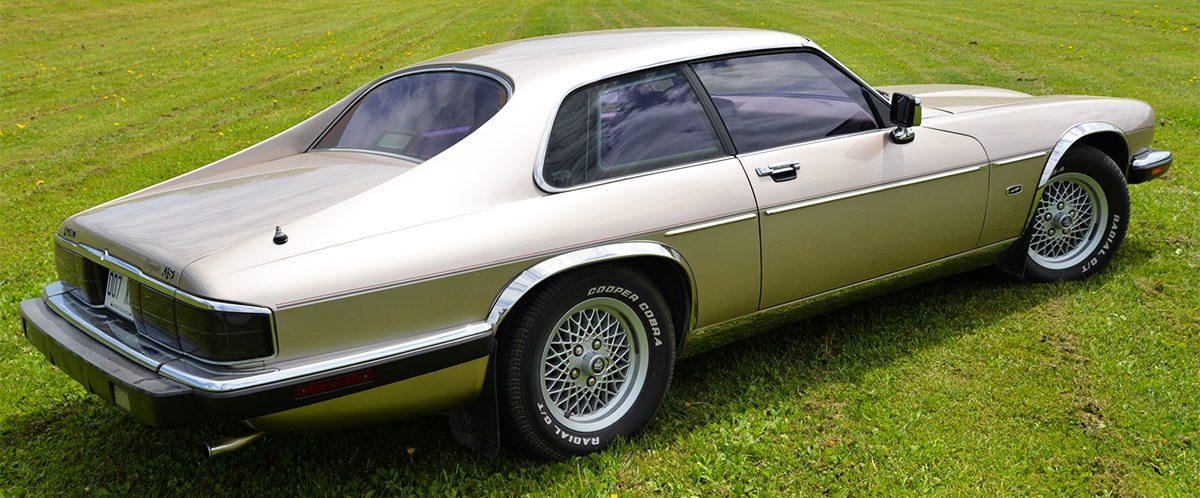 1992 Jaguar XJS Elegante