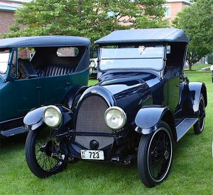 1921 franklin runabout