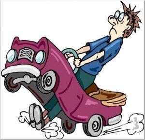 lousy brakes