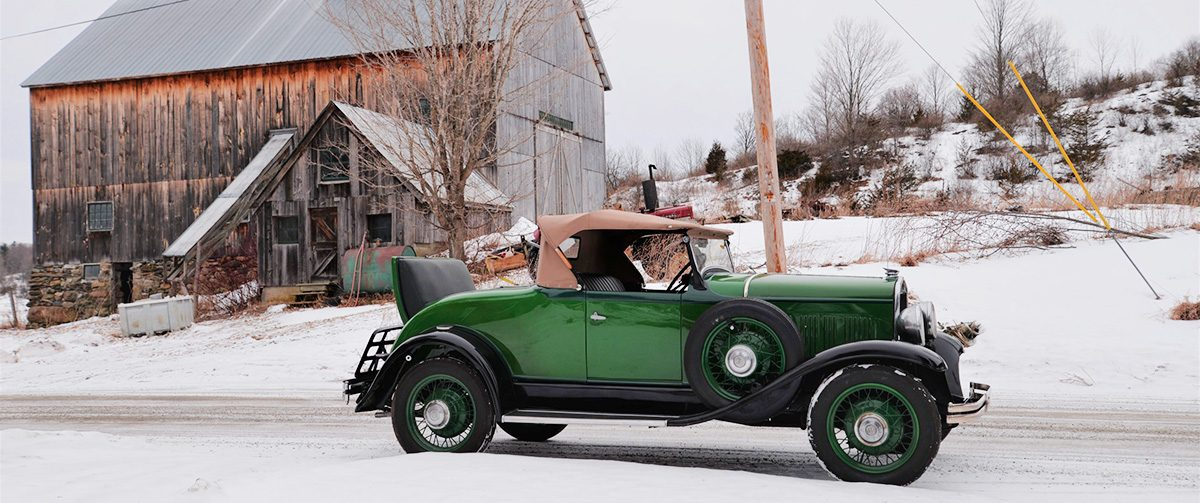 1930 Chrysler CJ Roadster | Vermont Auto Enthusiasts