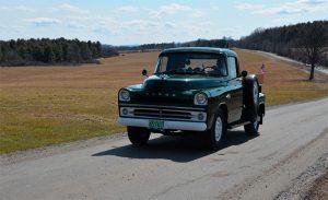 1957 dodge d200