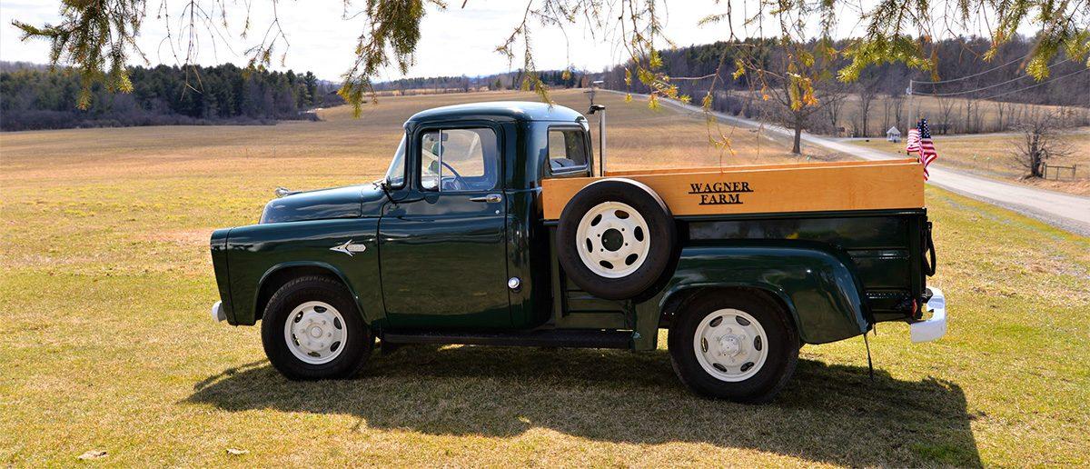 1957 Dodge D200 Pickup